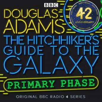 Hitchhiker's Guide To The Galaxy, The  Primary Phase  Special