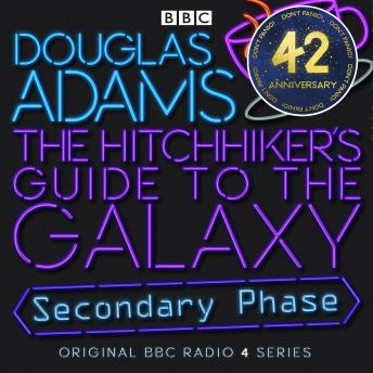 Download Hitchhiker's Guide To The Galaxy, The  Secondary Phase  Special by Douglas Adams