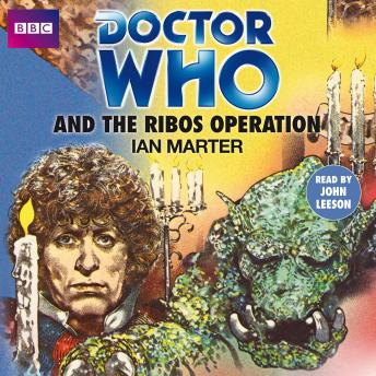 Doctor Who And The Ribos Operation, Ian Marter