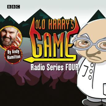 Old Harry's Game: The Complete Series Four, Andy Hamilton
