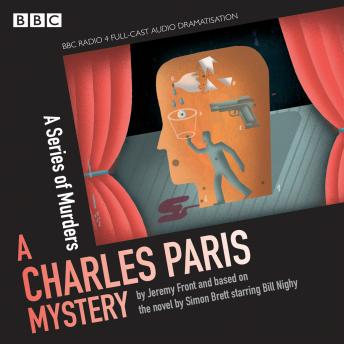 Series Of Murders: A Charles Paris Mystery, Simon Brett
