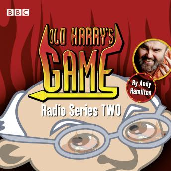 Old Harry's Game: Series 2 (Complete), Andy Hamilton