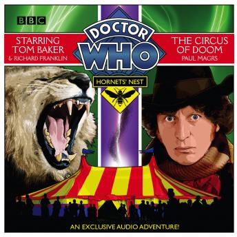 Doctor Who Hornets' Nest 3: The Circus Of Doom