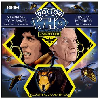 Doctor Who Hornets' Nest 5: Hive Of Horror
