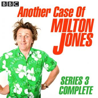 Another Case Of Milton Jones The Complete: Series 3