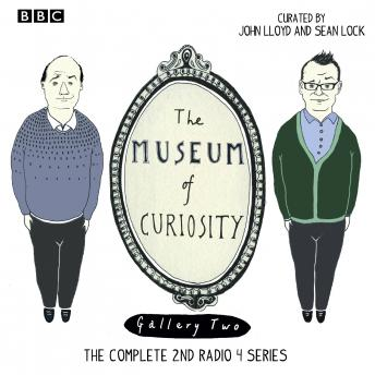 The Museum Of Curiosity: Series 2: Complete