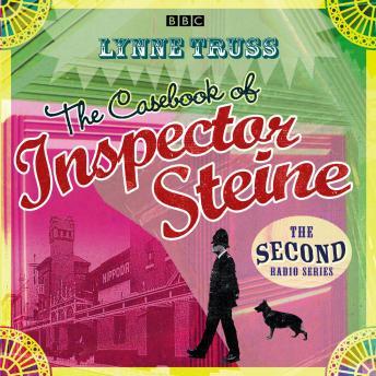 The Casebook Of Inspector Steine
