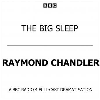 Big Sleep, Raymond Chandler