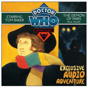 Doctor Who Demon Quest 2: The Demon Of Paris