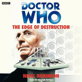 Doctor Who: The Edge Of Destruction, Nigel Robinson