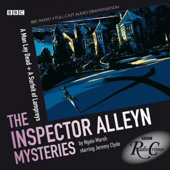 Man Lay Dead & A Surfeit Of Lampreys: The Inspector Alleyn Mysteries, Ngaio Marsh