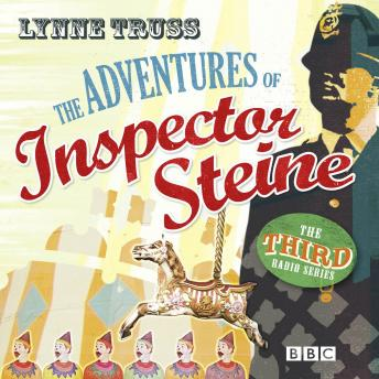 Adventures Of Inspector Steine, Lynne Truss