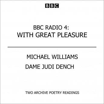 Judi Dench & Michael Williams  With Great Pleasure