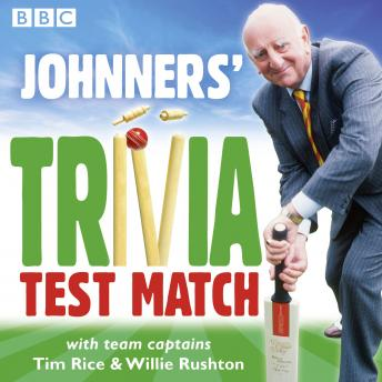 Johnners' Trivia Test Match, Brian Johnston