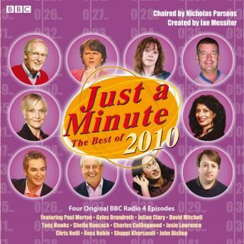 Just A Minute: The Best Of 2010, Ian Messiter