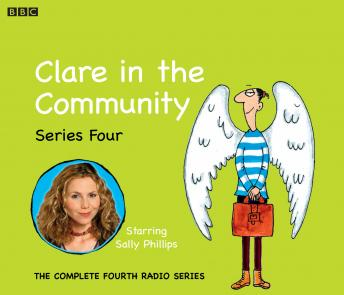 Clare In The Community: Series 8 & 9 plus the 2013 Edinburgh Festival Special, David Ramsden, Harry Venning