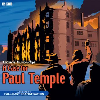 Case For Paul Temple sample.