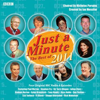 Download Just A Minute: The Best Of 2011 by Ian Messiter