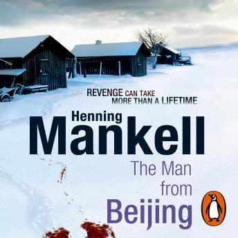 Download Man From Beijing by Henning Mankell
