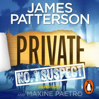 Private: No. 1 Suspect: (Private 4), James Patterson