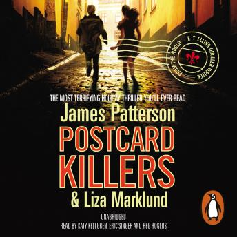 Postcard Killers, James Patterson