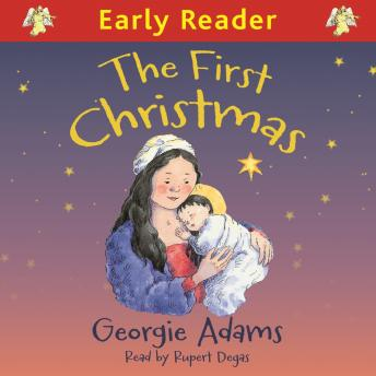 Early Reader: The First Christmas (Early Reader), Georgie Adams