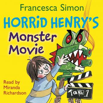 Horrid Henry's Monster Movie sample.