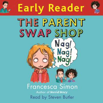 Early Reader: The Parent Swap Shop (Early Reader)