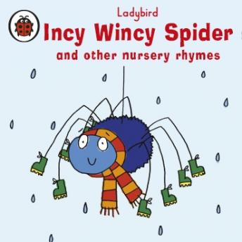 Incy Wincey Spider Audio Book, Ladybird