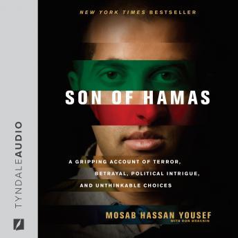Son of Hamas Audiobook Free Download Online