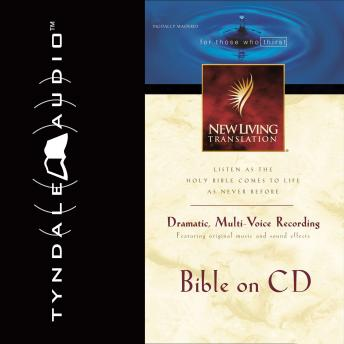 Bible on CD NLT, Various Authors