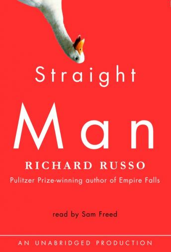Straight Man: A Novel, Richard Russo