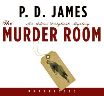 Murder Room, P. D. James