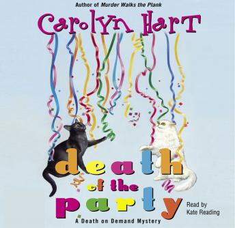 Death of the Party, Carolyn Hart