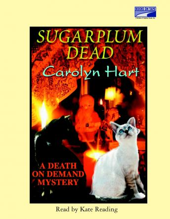 Sugarplum Dead, Carolyn Hart