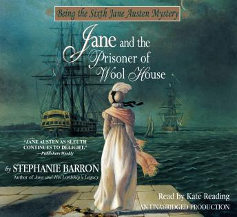 Jane and the Prisoner of Wool House sample.