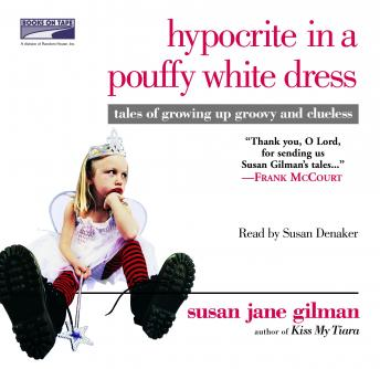 Hypocrite in a Pouffy White Dress