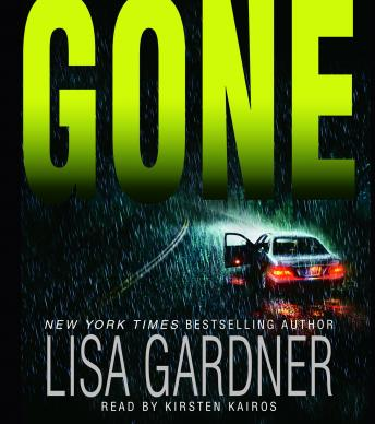 Gone, Lisa Gardner