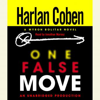 One False Move: A Myron Bolitar Novel