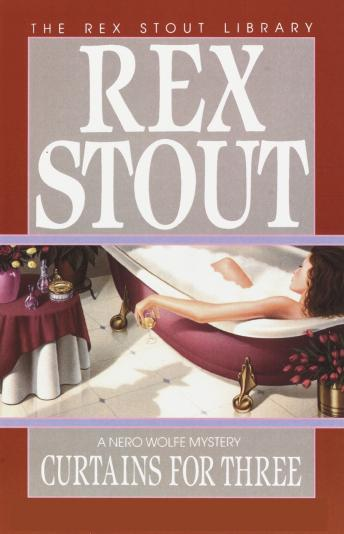 Curtains For Three, Rex Stout