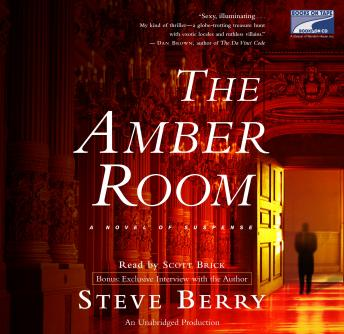 The Amber Room: A Novel of Suspense