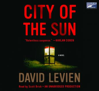 City of the Sun: A Novel, David Levien