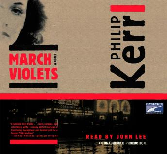 Download March Violets by Philip Kerr
