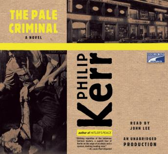 Pale Criminal, Philip Kerr