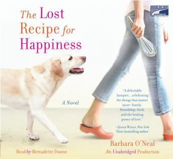Lost Recipe for Happiness, Barbara O'Neal