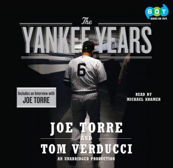 Yankee Years, Tom Verducci, Joe Torre