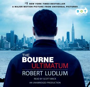 Download Bourne Ultimatum (Jason Bourne Book #3): A Novel by Robert Ludlum