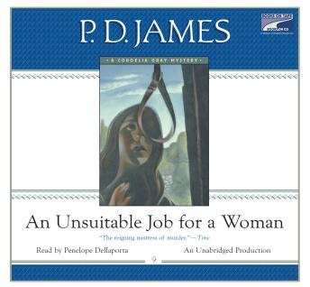 Unsuitable Job for a Woman, P. D. James