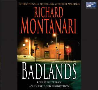 Badlands: A Novel of Suspense sample.