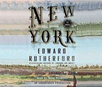 New York: The Novel, Edward Rutherfurd